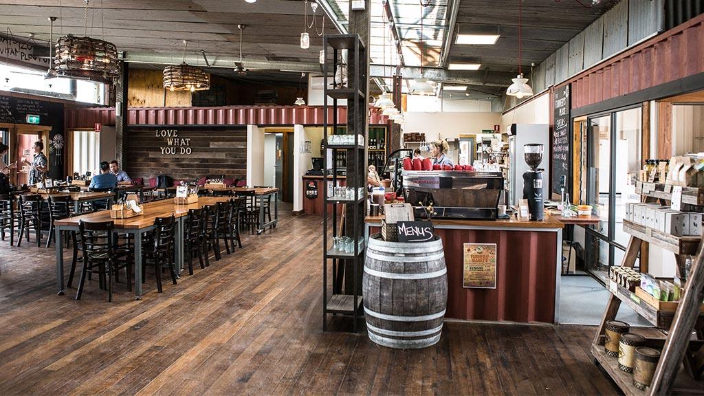 Reclaimed Tasmanian Oak flooring