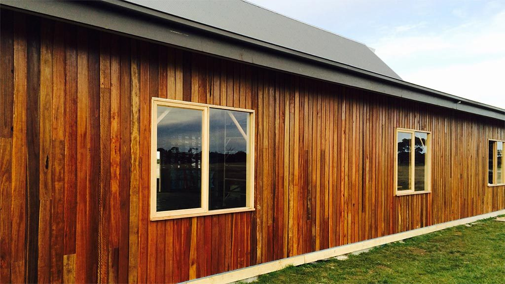 Cladding Timber Revival