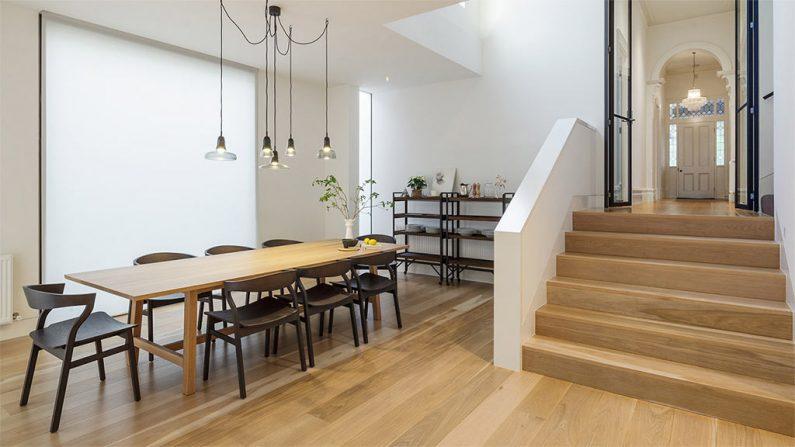 New Engineered US Oak floorboards