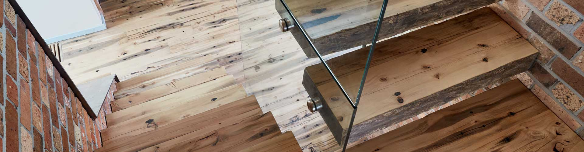 Timber Stair Treads New And Recycled Timber Revival