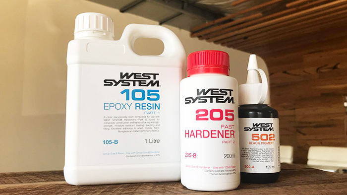 westsystem stockists melbourne australia epoxy resin woodworking online shop shipping -