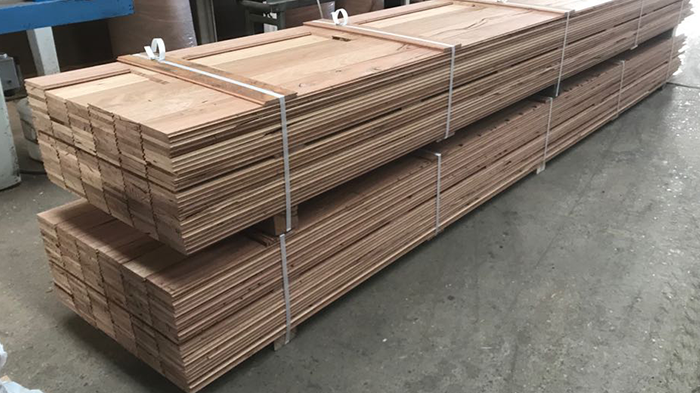 100x12mm Recycled Mixed Vic Hardwood Messmate Overlay
