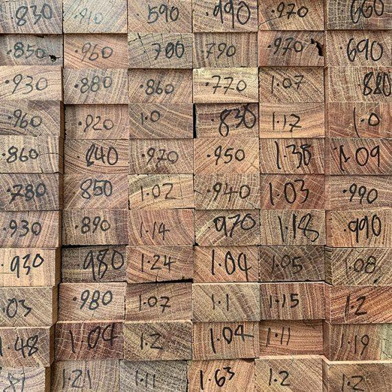 Red Ironbark Battens 55x30
